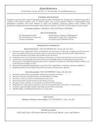 Ideas Of Sample Resume For Accounting Clerk Accounting Clerk Best