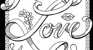 Trendy Ideas Coloring Pages Words Printable Free Swear Word Curse