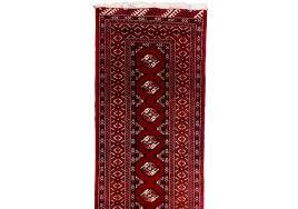 vintage boakhara runner rug 2 7 x 9 6 feet