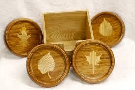 coaster sets  keori's custom woodworking