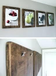 rustic kitchen wall art uk