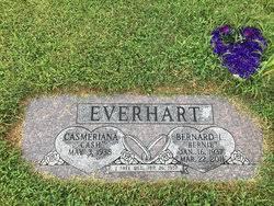 """Bernard """"Bernie"""" Everhart (1937-2011) - Find A Grave Memorial"""