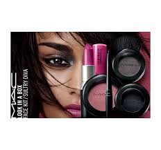 m a c look in a box sultry diva plete kit