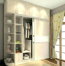 bedroom closet ideas very small wardrobe designs for photos and desire rooms open spaces