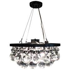 viyet designer furniture lighting ochre arctic pear four light chandelier