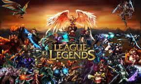 league of legends chions wallpaper