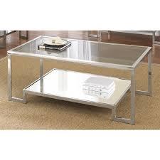 cabinet devices chrome coffee tables sleek minimalist polished framed steel cream glass stripes multi panels