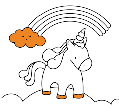 Here at coloringpages.site, we included a variety of unicorn images that children will love to print and color. Unicorn Coloring Pages For Kids