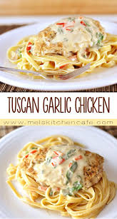olive garden tuscan garlic chicken.  Tuscan This Tuscan Garlic Chicken Is An Olive Garden Knockoff That Gives The Real  Deal A Run For Itu0027s Money With