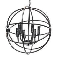 diamond cage pendant light uk modern industrial chandelier 6 hanging fixture round ball cage pendant light