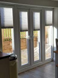 patio door blinds french door blinds