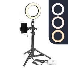 Ring Light Photography Amazon Amazon Com Led Ring Light Led Studio Camera Ring Light