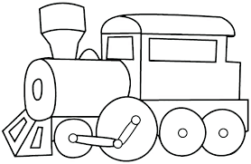 Polar Express Train Coloring Page Pages Free Printable Kindergarten