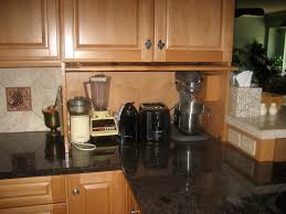 Appliance Garages Kitchen Cabinets Appliance Garage Yes Or No