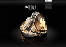 jewelry design in black