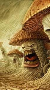 infected mushroom iphone 5 wallpaper id 32343