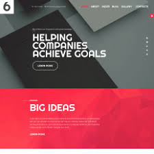 Template For Advertising Advertising Agency Themes Templatemonster