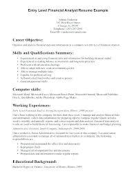 Samples Of Career Objectives On Resumes Bitacorita