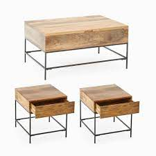 industrial storage coffee table 2