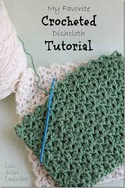 Best Crochet Dishcloth Pattern