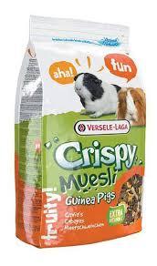 Купить <b>корм для грызунов Versele-Laga</b> Crispy Muesli Guinea Pigs ...