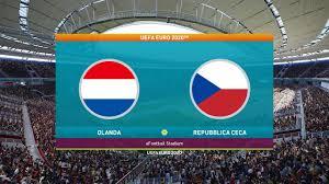 Olanda vs Repubblica Ceca   Uefa Euro 2020*1   Pronostico PES 2021    Holland vs Czech Republic - YouTube
