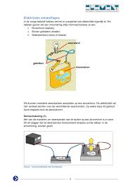 Lesbrief 2 Elektriciteit