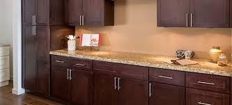 espresso shaker kitchen cabinets home design traditional walnut