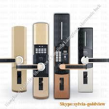Perfect Hotel Door Lock Types American Biometric Of Lockszinc Alloy Electronic With Modern Ideas