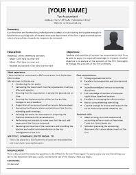 Junior Tax Accountant Resume Sample