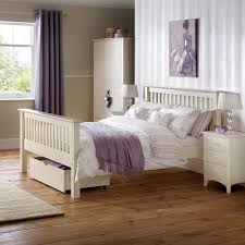White And Oak Bedroom Furniture | Javeda interiors