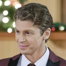 Andrew Francis as Stephen on Christmas She Wrote