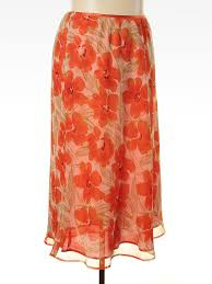 Cato Plus Size Chart Details About Cato Women Orange Casual Skirt 20 Plus