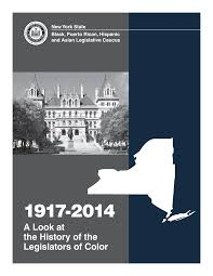 A Look at the History of the Legislators of Color