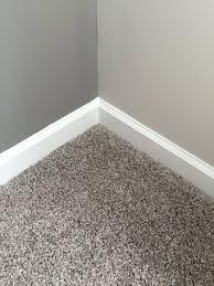 Light Grey Walls Beige Carpet Cork Plank Flooring From Cork Direct Premium Quality Cork