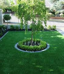 Best Front Yard Tree Landscaping Ideas 1000 Ideas About Small Front Yards  On Pinterest Small Front