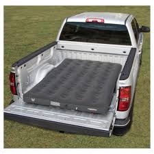 Rightline Gear Full Size Truck Bed Air Mattress Bed - Gray (5.5' To ...