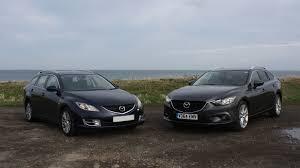 2015 Mazda 6 Tourer UK road test review | carwow