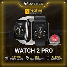 EXCLUSIVE】realme Watch 2 Pro / Watch 2 ...