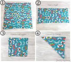 Free Car Seat Poncho Pattern