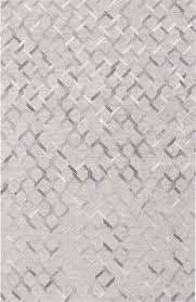 hand tufted alps silver area rug