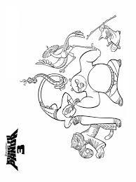 Kids N Funcom Coloring Page Kung Fu Panda 3 Kung Fu Panda 3