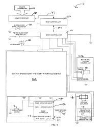 patent us7960853 switch based door and ramp interface system Mpc01 Wiring Diagram Mpc01 Wiring Diagram #48 whelen mpc01 controller wiring diagram