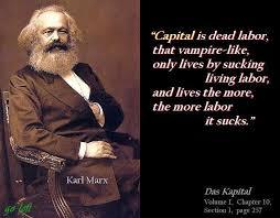 Karl marx labor theory of value summary