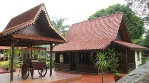 Rumah adat jawa barat ( sunda ). 3 Rumah Adat Dki Jakarta Nama Penjelasan Gambar