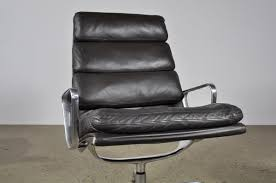 eames soft pad lounge chair. Eames Soft Pad Lounge Chair - Case 22 E