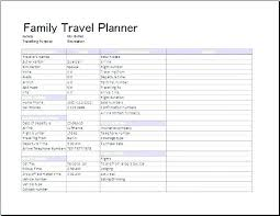 Business Trip Planner Trip Planner Template Excel Travel Plan 63953640594 Business