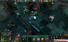 download game dota 2 on steam free to play