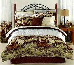 bed sheet and comforter sets 13 beautiful horse print bedding sets