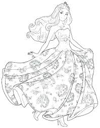 Barbie Coloring Pages Printable Betterfor
